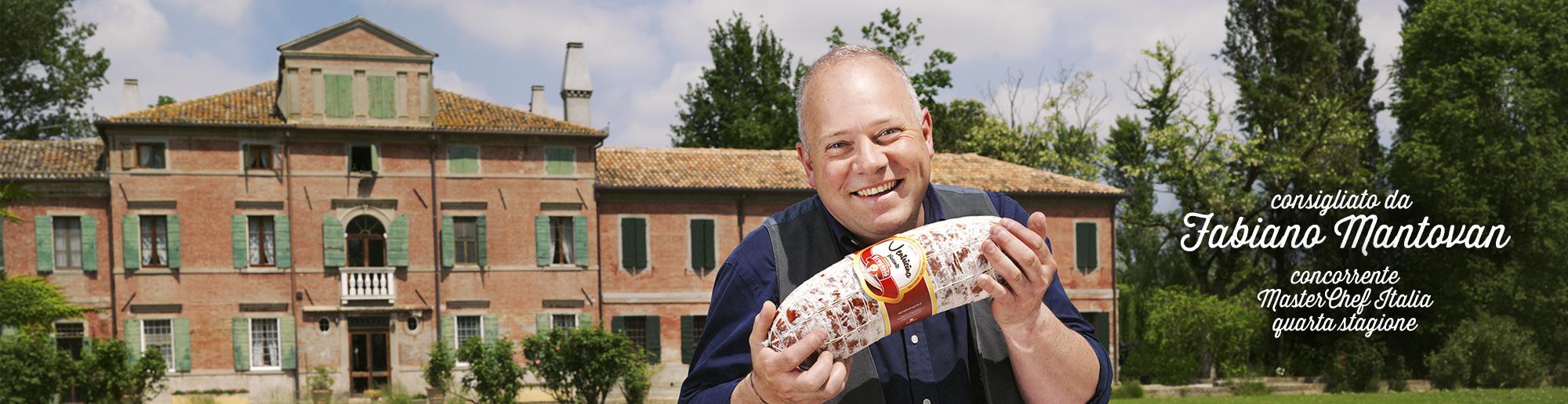 Salumificio M. Brugnolo Header